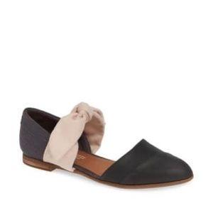 TOMS Women's Jutti D'Orsay Flat Size 9
